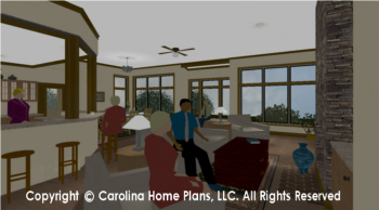CR-2880 Open Floor Plan