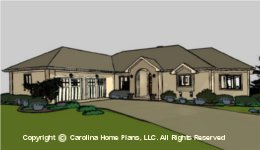 CR-3191 House Plan  Sq Ft
