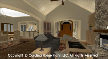 CR-3191 Open Floor Plan