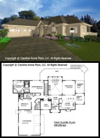 CR-3191 Floor Plan-3D Images