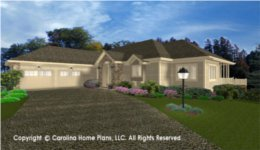 CR-3191 House Plan with Basement