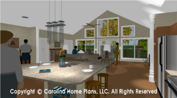 GAR-1430 Open Floor Plan