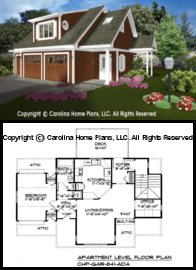 GAR-841 Floor Plan-3D Images