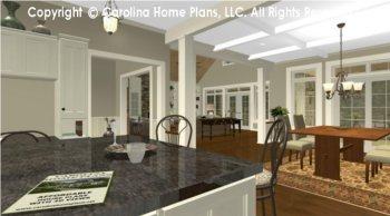 LG-2715 Open Floor Plan
