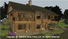 LG-2810 House Plan with Basement