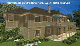 LG-3096 House Plan with Basement