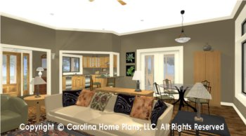 LG-3096 Open Floor Plan