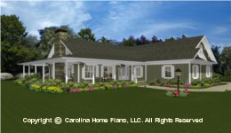 MS-2138-AC House Plan with Basement