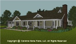 MS-2283-AC House Plan  Sq Ft