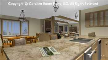 MS-2283-AC Open Floor Plan