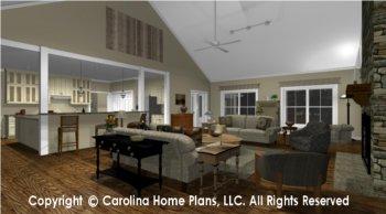 MS-2390 Open Floor Plan