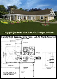 MS-2390-AC Floor Plan-3D Images
