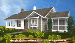 SG-1016 Best Seller Small  House Plan