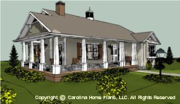 SG-1016 Veranda Porch 