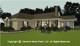 SG-1248 Downsizing House Plan