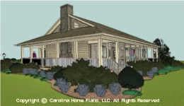 SG-1275 House Plan  Sq Ft