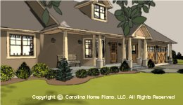 SG-1340 House Plan  Sq Ft
