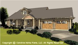 SG-1340 Downsizing House Plan