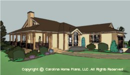 SG-1595 Retirement House Plan