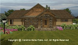 SG-1596 Best Selling House Plan