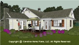 SG-1660 House Plan  Sq Ft