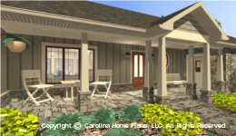 SG-1681 Enjoy The Porch  Houseplan