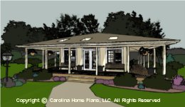 SG-576 Tiny Retiree Houseplan