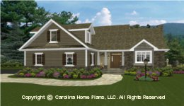 SG-1096 House plan with Basement