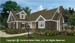 SG-1096 Small Lot House Plan