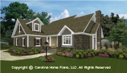 SG-1096 Best Seller Small  House Plan