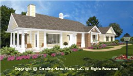 SG-1132 Best Seller Small House Plan