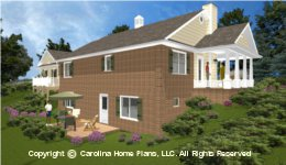 SG-1132 House plan with Basement
