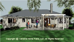 SG-1199  Low Cost House Plan