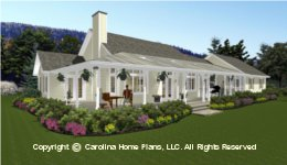 SG-1280 House Plan with Basement
