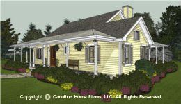 SG-1280 House Plan  Sq Ft