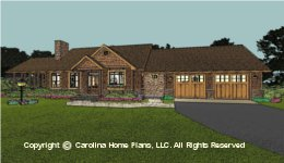 SG-1332 House Plan Sq Ft