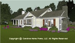 SG-1660  Cost Saving House Plan