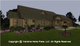 SG-1799  Economical House Plan