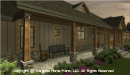 SG-1799 Front Porch House Plan