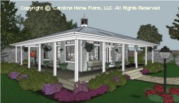 SG-676 House Plan  Sq Ft