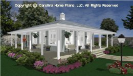 SG-676 Porch  Houseplan