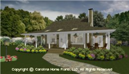 SG-947 House plan with Basement