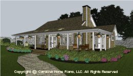 SG-947  Mini House Plan