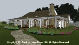 SG-947  Downsizing Small House Plan