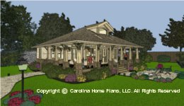 SG-979 House Plan Sq Ft