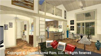 SG-979 Open Floor Plan