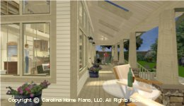 SG-979  Wrap-Around Porch House Plan