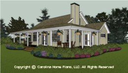 SG-980 House Plan  Sq Ft