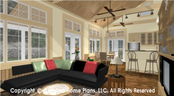 SG-980 Open Floor Plan