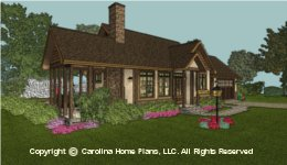 SG-981 Downsizing Small House Plan